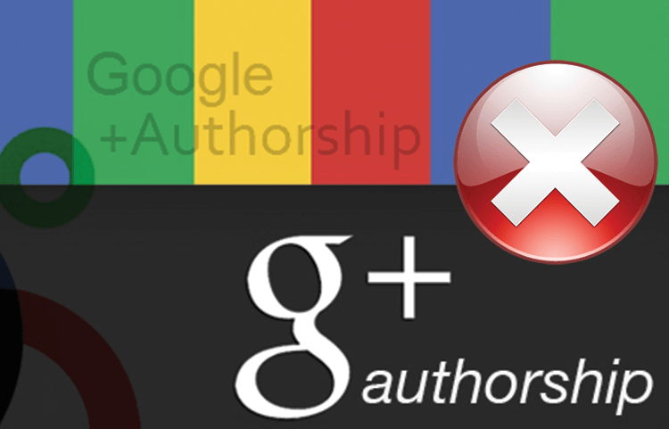Google Authorship chiuso