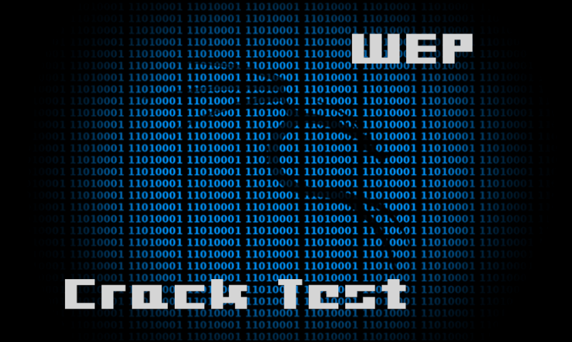 Crack test di sicurezza su rete Wifi WEP con Aircrack-ng