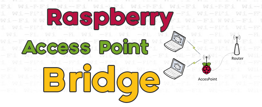 Configurare Raspberry Pi come Access Point Bridge