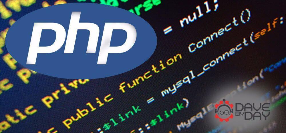 Visualizzare le informazioni sulla versione di PHP in uso
