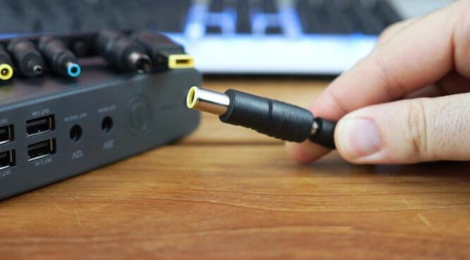 Il miglior Power bank che funziona anche per i laptop !